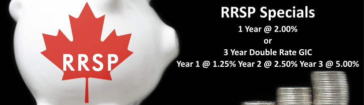 2019 RRSP Special 1 Year at 2.0%