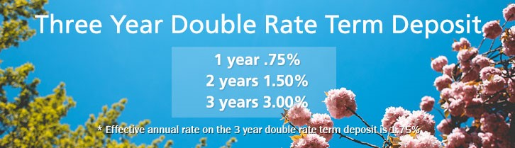 Double Rate Term
