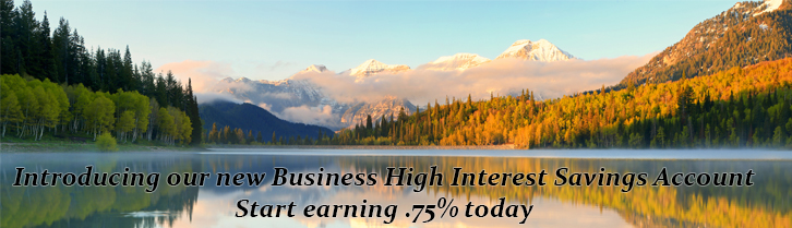 Business High Interest Savings Account